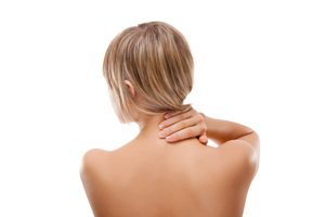 neck pain can be eased with chiropractic treatment