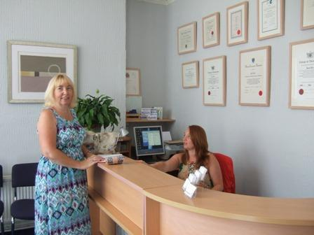 sally wrote a lovely testimonial re the Chiropractors in Bedford Place at the Avenue Clinic