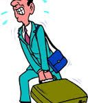 Lifting Luggage - Top Tips Before You Start