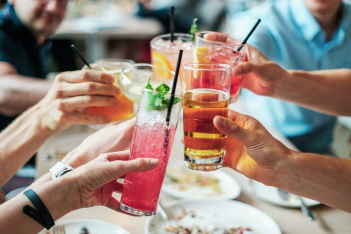 It's getting warmer - are  you getting enough to drink?
